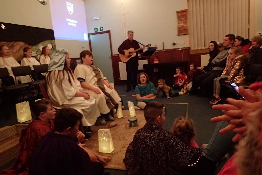 Woodslee Christmas Nativity