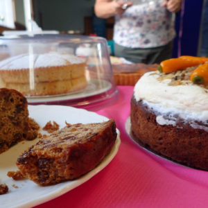 Charity Bake-off