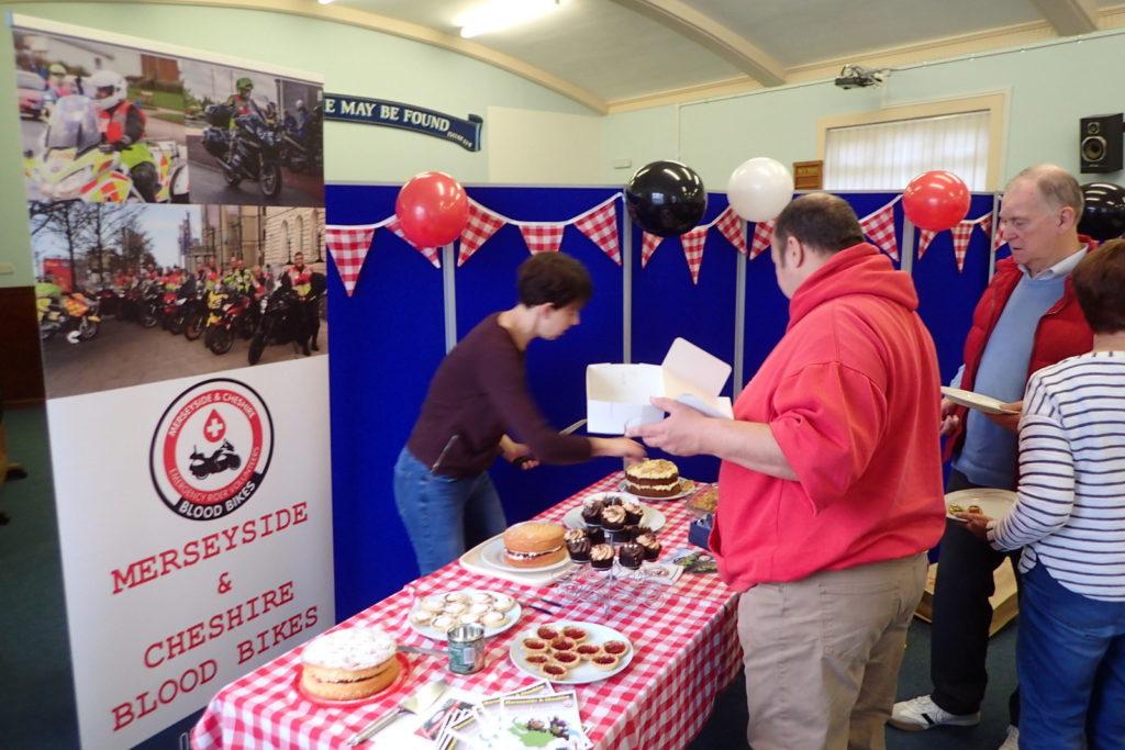 Merseyside and Cheshire Blood Bikes