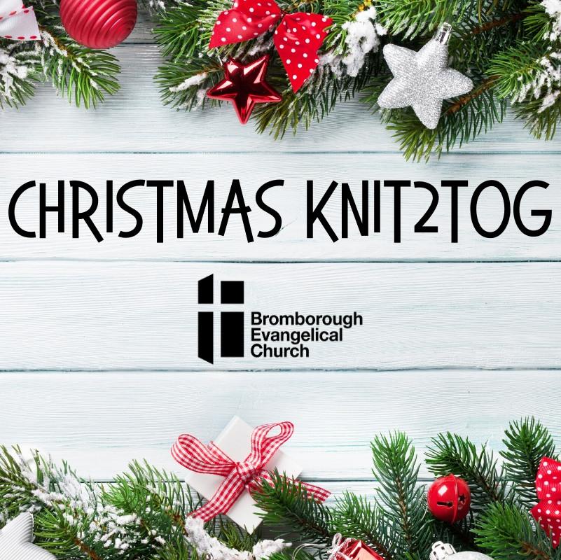 Christmas Knit2TOG