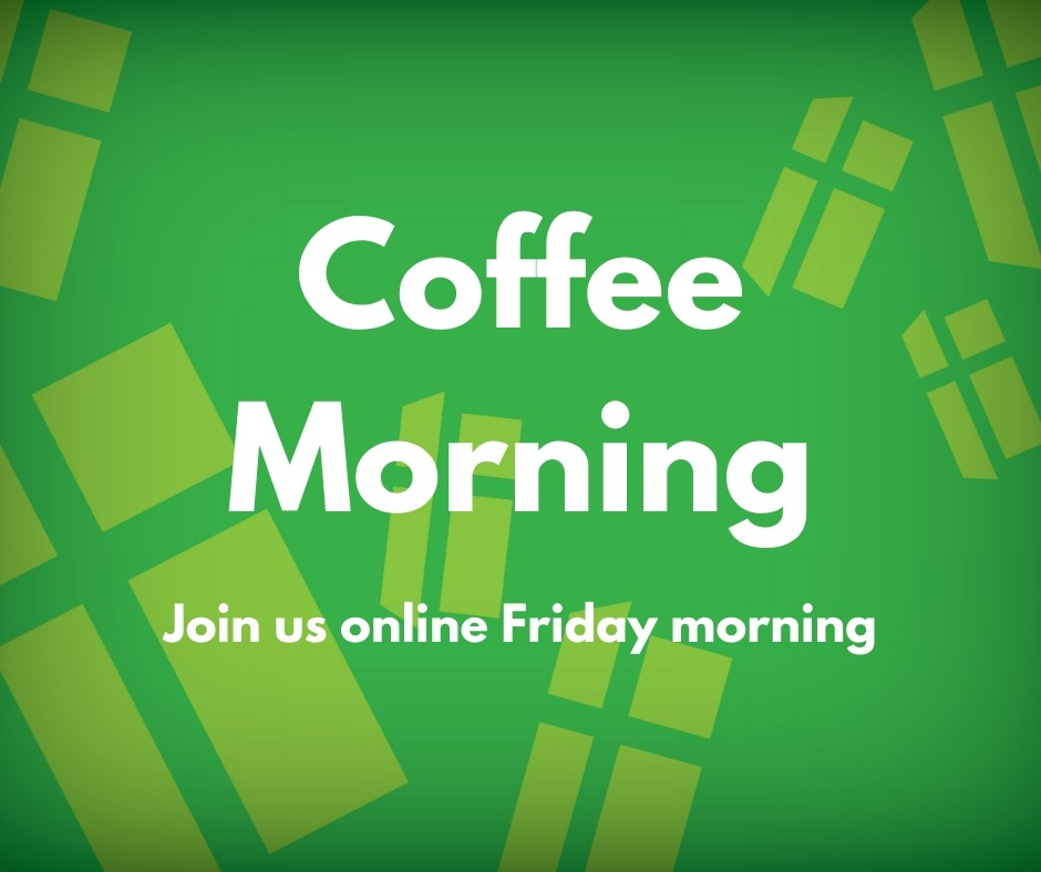 Bring Your Own Coffee Morning!