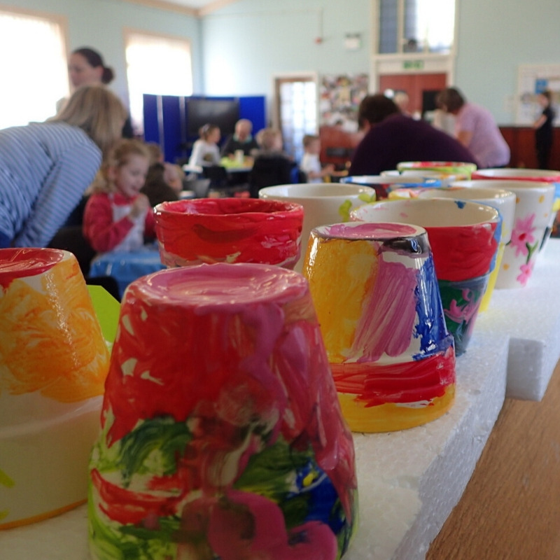 Easter Holiday Crafts - Bromborough - Wirral