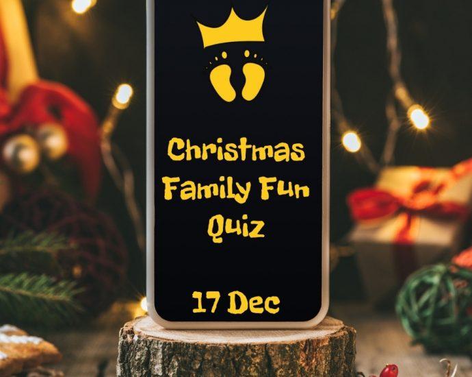 Christmas Family Quiz 17 December