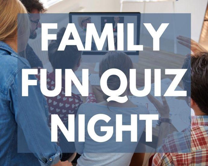 Family Fun Quiz Night