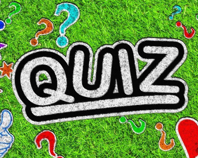 Online Zoom Quiz
