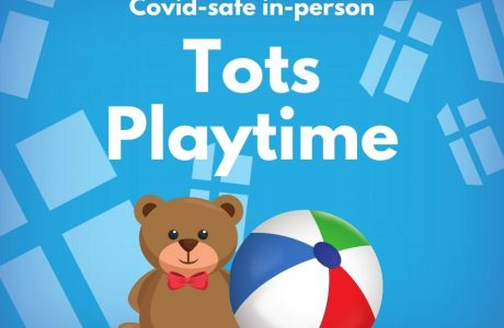 Tots Playtime in person