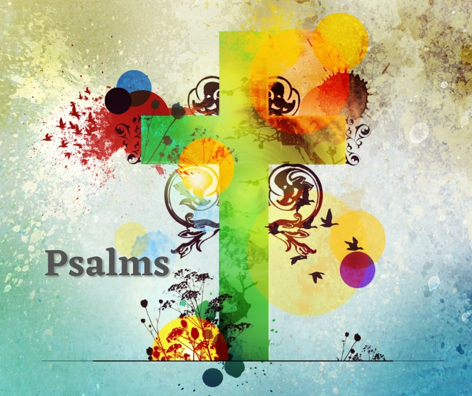 Psalms feature image